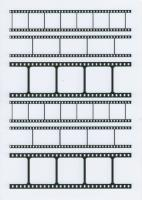 Оверлей fdeco «Фотопленка» А4 шт (+1155)