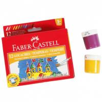 Краски темпера Faber castl 6ЦВ. ГУАШЬ 15МЛ ТЕМПЕРА 161106 шт (+2398)
