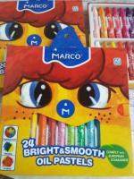 Пастель  -масло 24 цв Colorite Marcо шт (+03157)