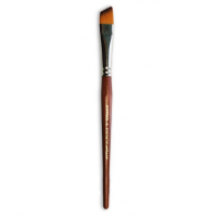 Кисти Живопись 1126 Синт скош № 06 короткая ручка рыжий ворс шт (+94)