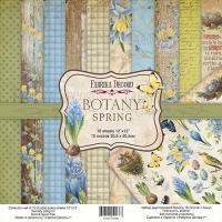"""Набор бумаги fdeco 30,5х30,5 """"Botany spring"""" шт (+04328)"""