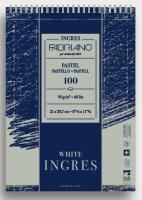 Альбом для пастели на спирали Ingres А4 (21х29,7 см) 90 г/м.кв. 100 штук  (+1158)