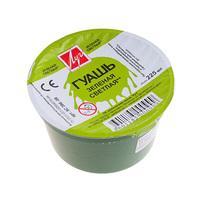 Краски гуашь Луч 225 гр ( зеленая светлая) шт (+05303)