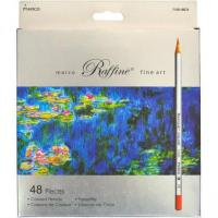 Карандаши Markо Цветные 48 цветов Raffine №7100-48СВ шт (+2084)