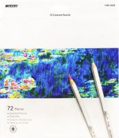 Карандаши Markо Цветные 72 цвета Raffine №7100-72СВ шт (+2085)