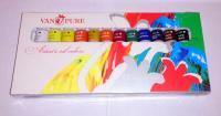 Краски масляные Van pure Набор масленых красок 12х12мл шт (+159)