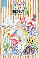 Набор высечек fdeco Sea breeze 61 штука  (+3073)