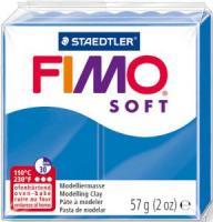 Пластика Fimo Soft, Синяz 57г шт (+04279)