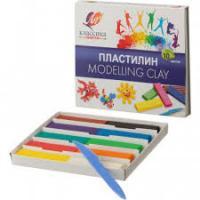 Пластилин Луч 10 цв Классика к/к №7С304-08 шт (+04249)